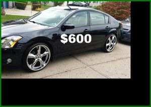 2004 Nissan Maxima only$600 for Sale in Richmond, VA