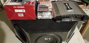 Car Audio for Sale in Tacoma, WA