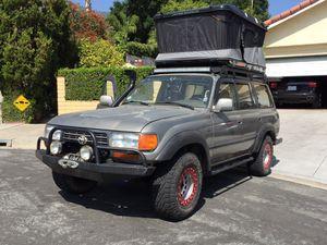 Fj80 fzj80 Toyota Land Cruiser front bumper off road. for Sale in Pasadena, CA
