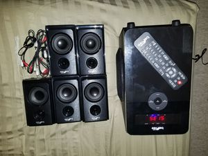 5.1 surround sound speakers for Sale in Park Ridge, IL