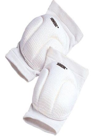 White Tachikara competition Volleyball knee pads for Sale in Springfield, VA