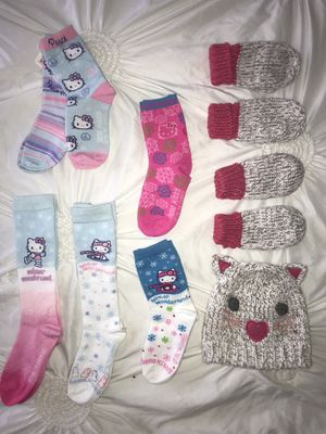 Hello kitty socks size 6-8 1/2 for Sale in Tempe, AZ