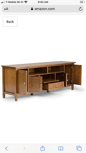 Brand new Tv stand entertainment center for Sale in Mesa, AZ