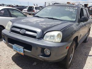 2005 Hyundai Santa Fe @ U-Pull Auto Parts 047627 for Sale in Las Vegas, NV