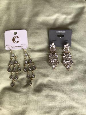 New earrings for Sale in Houston, TX