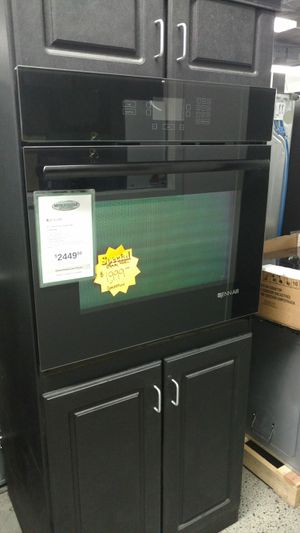 """Jenn Air 30"""" Black wall oven for Sale in Seattle, WA"""