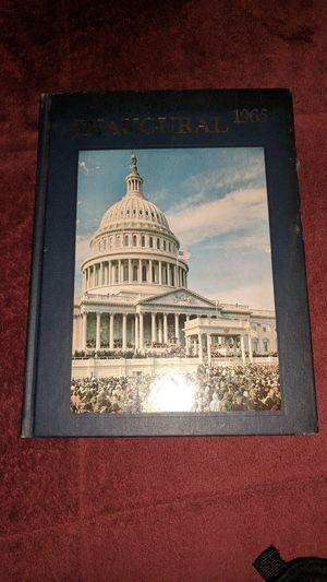 Inaugural 1965 Lyndon B Johnson book for Sale in San Antonio, TX