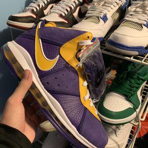 Lebron 8 Lakers for Sale in Arlington, WA