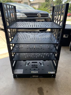 SRSR SERIES, SLIDE OUT ROTATING RAIL SYSTEM for Sale in Boerne, TX