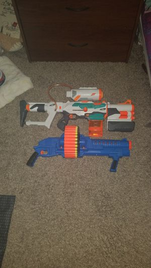 Nerf guns For sale for Sale in Sacramento, CA