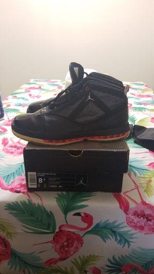 Jordan xvi black red size 8.5 fromm 2000 for Sale in Adelphi, MD