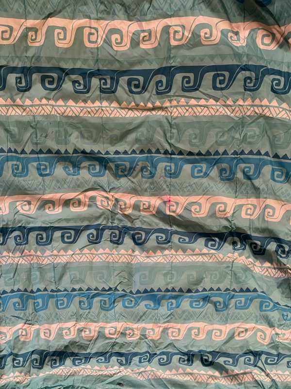 Twin size Moana Comforter