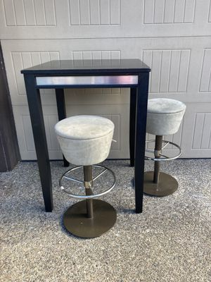 Pub table and stools for Sale in Beaverton, OR