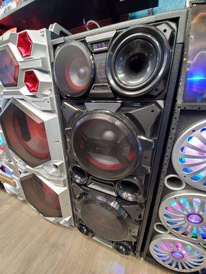 Karaoke SPEAKER BLUETOOTH new for Sale in Baldwin Park, CA