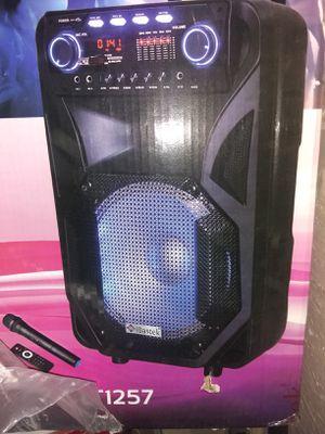 iBastek Portable Speaker for Sale in E RNCHO DMNGZ, CA