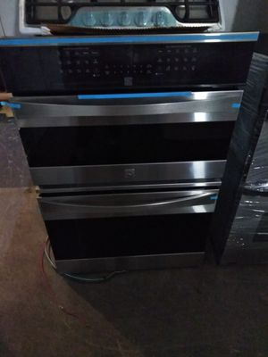Kenmore.combo stainless steel built in wall oven for Sale in Los Angeles, CA
