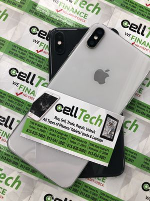 IPhone XS max unlock ❗️$40 Initial Payment for Sale in Tampa, FL
