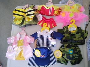My own little bear clothes for Sale in Adelanto, CA