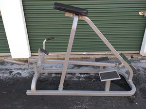 Chest supported T-bar row for Sale in Lake in the Hills, IL