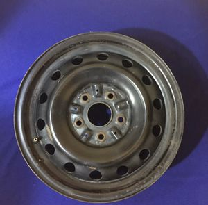 """Set of 3 15"""" Steel Rims for Sale in Syracuse, NY"""