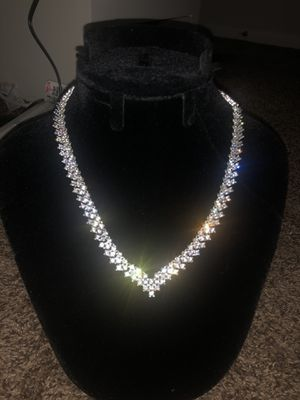 Bridal necklace for Sale in Houston, TX