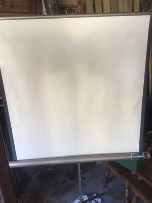 Projector screen for Sale in Greensboro, NC