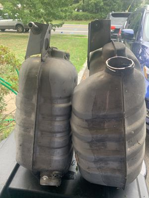2-REAR SILENCER AUDI A6 A7 MUFFLERS for Sale in Brentwood, NY