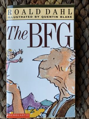 Class set - The BFG by Ronald Dahl for Sale in Spring Valley, CA