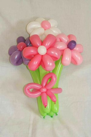 Flowerss balloon bouquet 🥳🎈💐 for Sale in Corona, CA