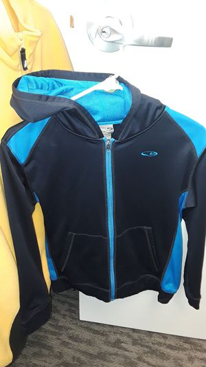 Champion jacket/hoodie size L(12-14) for Sale in Gaithersburg, MD