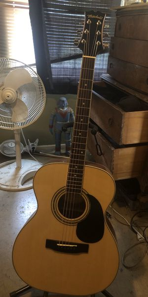 Mitchell 6 string acoustic guitar for Sale in La Puente, CA