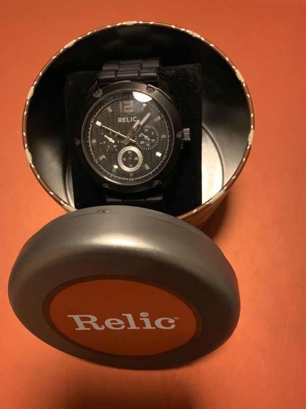 Relic & Fossil Watches