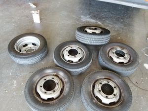 Dodge sprinter 3500 dually wheels for Sale in San Clemente, CA