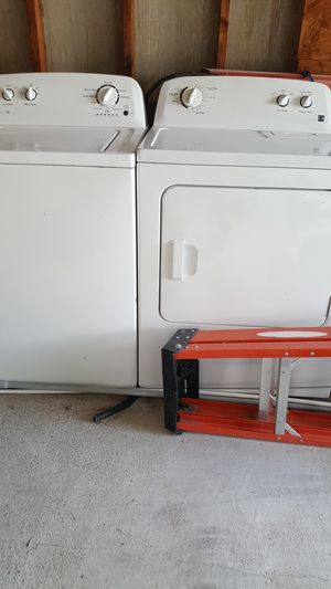 Kenmore HE matching washer and electric dryer for Sale in Austin, TX