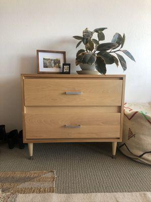 Mid Century Modern Birch Endtablea for Sale in Seattle, WA