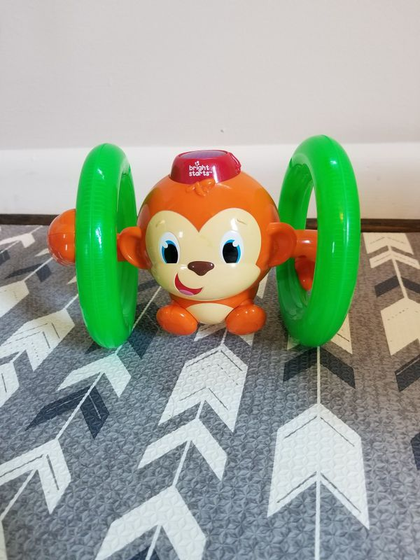 Fisher Price Beatbo and Bright Starts Monkey