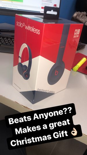 Brand New Beats Solo 3 Wireless for Sale in Houston, TX