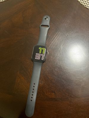 Watch Series 5 44mm - Space Gray AL - Black Band for Sale in Lancaster, PA