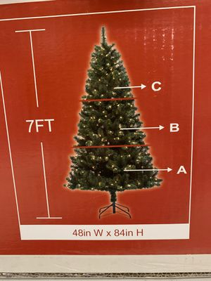 New 7ft Christmas tree for Sale in Glendale, CA
