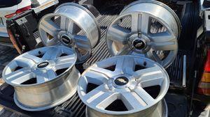 "OEM 20"" chevy Silverado wheels. for Sale in Land O Lakes, FL"
