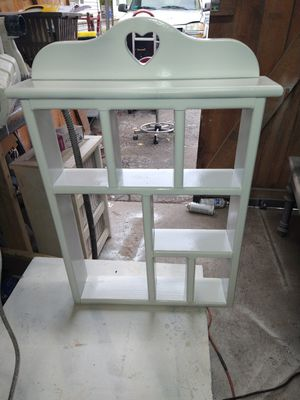White Spice Rack for Sale in Pawtucket, RI