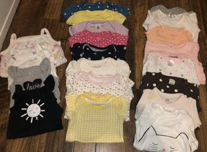 0-3 Months 72 Piece Lot Baby Girl Clothes Infant for Sale in Los Angeles, CA