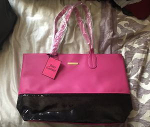 Juicy couture tote bag for Sale in Chicago, IL