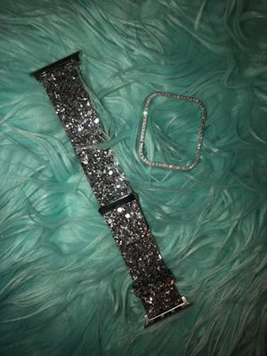 Apple Watch Band & Face 44mm ( NOT WATCH) for Sale in Chicago, IL