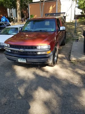 2001 chevy 30k miles on new engine for Sale in Golden, CO