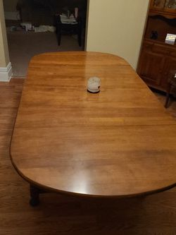 Dinning Room Table With Wick Chairs for Sale in Wall,  PA