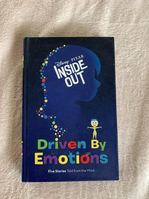 Disney Pixar Inside Out Driven By Emotions Book for Sale in Glendale, CA