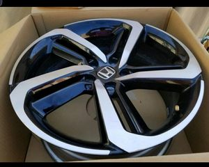 Accord 19 wheels set (4) for Sale in Downey, CA