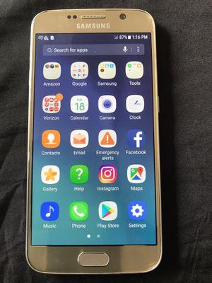 Samsung galaxy s6 32gb unlocked for Sale in Hawthorne, CA