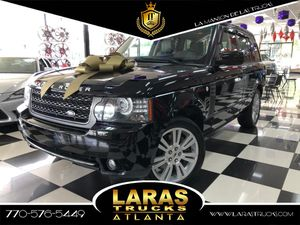 2011 Land Rover Range Rover 4WD 4dr HSE LUX for Sale in Chamblee, GA